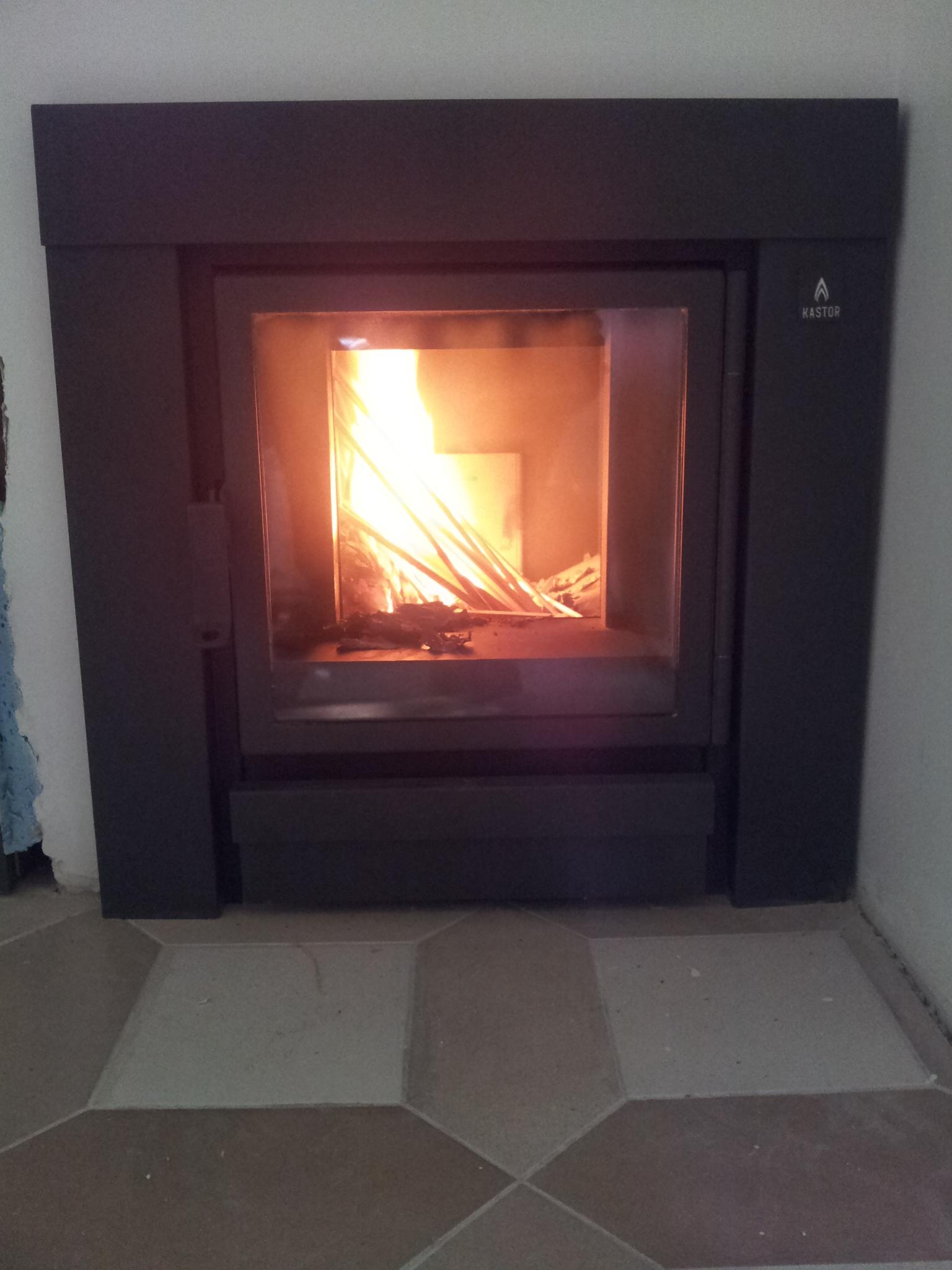 Сауна KLAFS HOME 220×220 см в частном доме