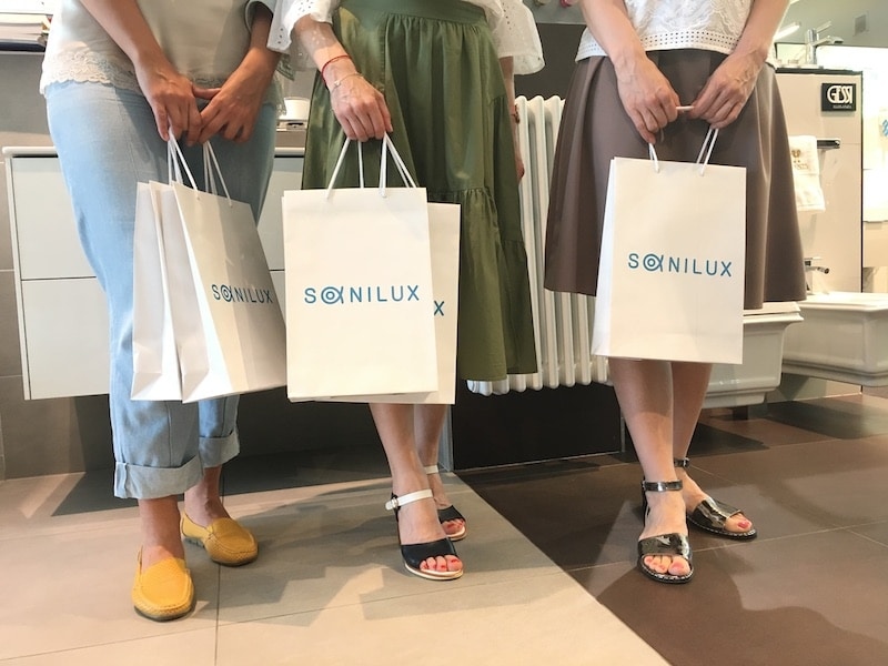 Салоны «Санилюкс» и Sanilux Home объявляют большую летнюю распродажу!
