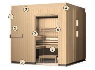 klafs-saunos-konstrukcija